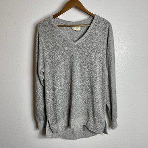 Anthro Saturday Sunday   Plush pullover sweater